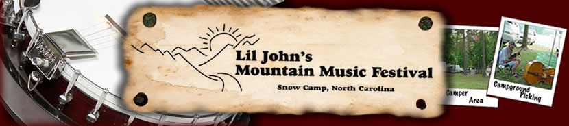 Lil Johns Mountain Music Festival